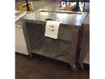 Lot: 6231 - Stainless Steel Table
