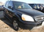 Lot: 07-654730C - 2004 HONDA PILOT SUV