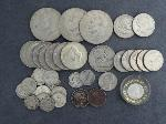 Lot: 684 - IKE, SBA DOLLARS, KENNEDY, FRANKLIN HALVES & DIMES