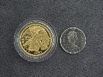 Lot: 700 - $5 GOLD COIN & FOREIGN COIN