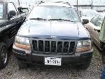 Lot: 27 - 2000 JEEP GRAND CHEROKEE SUV - KEY / RUNS