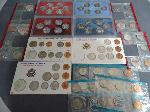 Lot: 6869 - QUARTER SETS, YEAR SET & MINT SETS