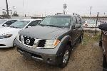 Lot: 06-146168 - 2005 Nissan Pathfinder SUV - Key