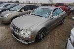 Lot: 13-142055 - 2004 Mercedes-Benz CLK500 - Key