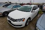 Lot: 14-143596 - 2012 Volkswagen Passat - Key / Runs & Drives