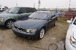 Lot: 23-146357 - 2004 BMW 745i - Key / Runs & Drives