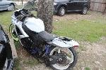 Lot: 4 - 2008 SUZUKI GSXR MOTORCYCLE - KEY