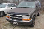 Lot: 9 - 1998 CHEVY BLAZER SUV - KEY