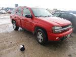 Lot: 11-283471 - 2002 CHEVROLET TRAILBLAZER SUV