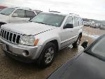 Lot: 17-512273 - 2007 JEEP GRAND CHEROKEE LAREDO/COL SUV