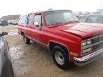 Lot: 20-169049 - 1990 CHEVROLET R1500 SUBURBAN SUV