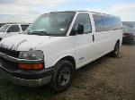 Lot: 30-157380 - 2006 CHEVROLET EXPRESS VAN