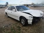 Lot: 50-734307 - 2001 LINCOLN TOWN CAR EXECUTIVE
