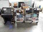 Lot: 100 - (4) Gaming Machines<BR><span style=color:red>THIS IS A RESTRICTED AUCTION</span>