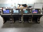 Lot: 101 - (4) Gaming Machines<BR><span style=color:red>THIS IS A RESTRICTED AUCTION</span>