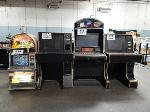 Lot: 115 - (4) Gaming Machines<BR><span style=color:red>THIS IS A RESTRICTED AUCTION</span>