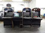 Lot: 120 - (4) Gaming Machines<BR><span style=color:red>THIS IS A RESTRICTED AUCTION</span>