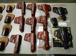 Lot: 2-PD - (36) Pistol Holsters