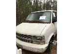 Lot: 5 - 1998 CHEVROLET ASTRO VAN