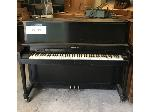 Lot: 50 - PIANO WITH BENCH
