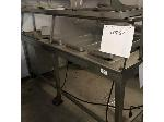 Lot: 57 - L SHAPED CAFETERIA COUNTER
