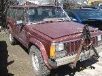Lot: 54 - 1985 JEEP CHEROKEE PIONEER SUV - KEY