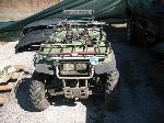 Lot: 1 - 1998 Yamaha Timberwolf 4x4 ATV - Key<BR>VIN #JY44KDW0XWA114888
