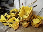 Lot: DH-22067 - (7) Mop Buckets
