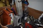 Lot: 1334 - Pallet of Returns: Vacuums, Tent