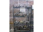 Lot: CNS132 - (20+) ASSORTED COMMERCIAL MIXER WHISKS, HOOKS, PADDLES, AND ROLLING BASES