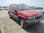 Lot: 08-107028 - 2002 JEEP GRAND CHEROKEE SUV