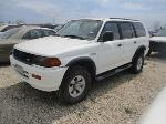 Lot: 23-015558 - 1999 MITSUBISHI MONTERO SPORT SUV