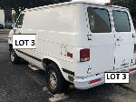 Lot: 3 - 1995 Chevy Cargo Van - Key<BR>VIN #1GCDG15Z8SF205818