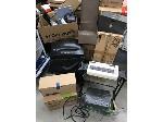 Lot: 71.SF - Shredder, Power Supply Box, Ink/Toner