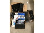 Lot: 72.SF - Cash Box, File Trays, Toner