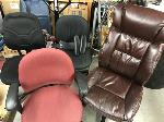 Lot: 77.SF - (4) Office chairs