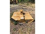 Lot: 87.P1 - Tiger Boom Mower Deck