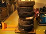 Lot: 78 - (7) Tires