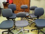 Lot: 102 - (6) Student chairs
