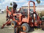 Lot: 104 - Charles Machine Works Trencher
