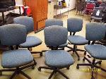 Lot: 105&106 - (22) Student chairs