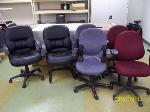 Lot: 113&114 - (5) Chairs & (5) High chairs
