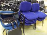 Lot: 124 - (8) Chairs