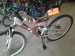 Lot: 25 - Power X Bike