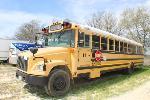 Lot: V-3 - 2006 Freightliner School Bus - Key / Runs