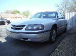 Lot: 05 - 2002 Chevy Impala - Key / Starts & Drives