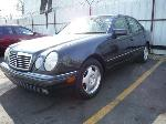Lot: 08 - 1997 Mercedes Benz E420 - Key / Starts & Drives