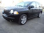 Lot: 10 - 2007 Jeep Compass SUV - Key / Starts & Drives