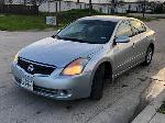 Lot: 6 - 2008 Nissan Altima - Key / Started