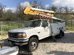 Lot: 48982 - 1995 FORD BUCKET TRUCK